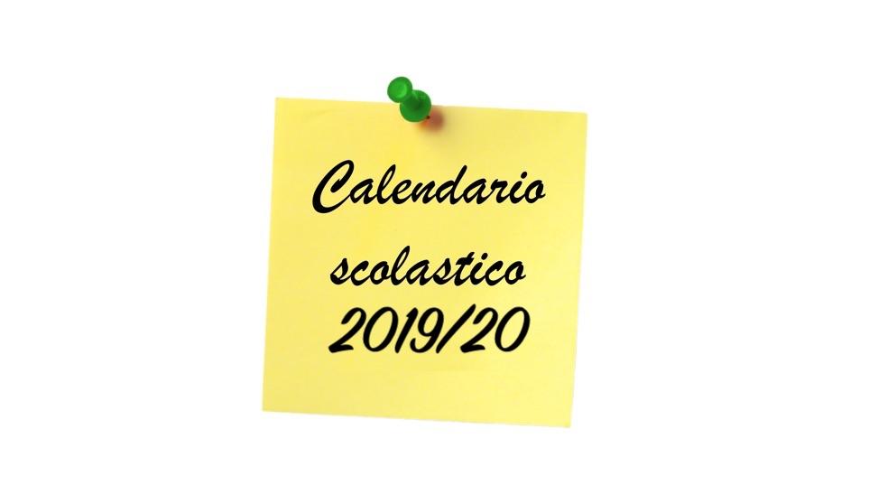 Calendario Scolastico Milano 2020.Calendario Scolastico Istituto Comprensivo Sant Andrea
